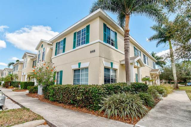 245 Cape Harbour Loop #108, Bradenton, FL 34212 (MLS #A4498180) :: Florida Real Estate Sellers at Keller Williams Realty