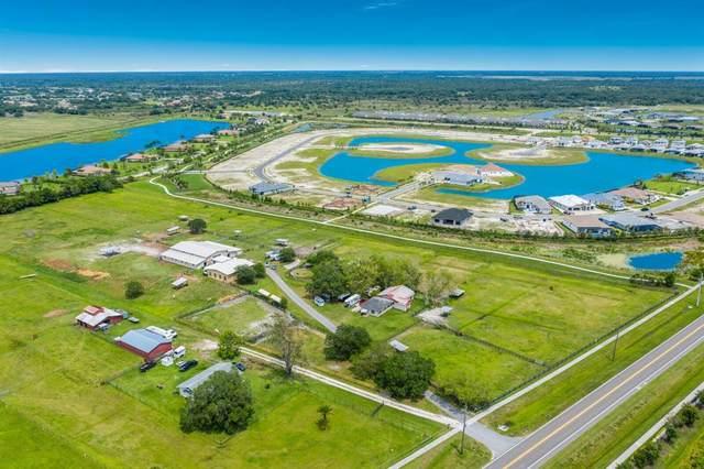 8403 Palmer Boulevard, Sarasota, FL 34240 (MLS #A4498290) :: The Lersch Group