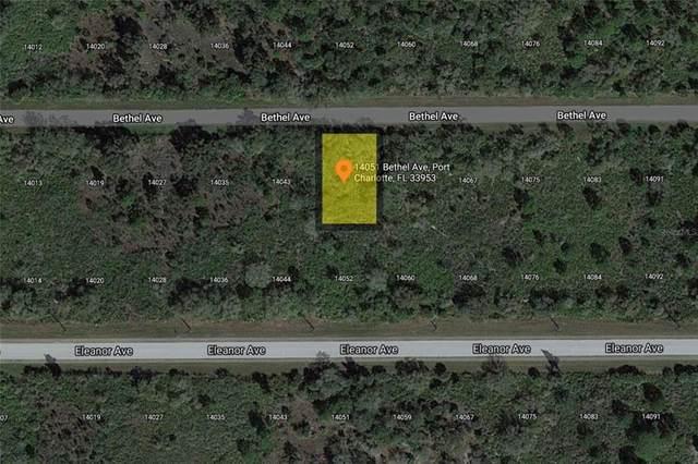 14051 Bethel Avenue, Port Charlotte, FL 33953 (MLS #A4498302) :: Bob Paulson with Vylla Home