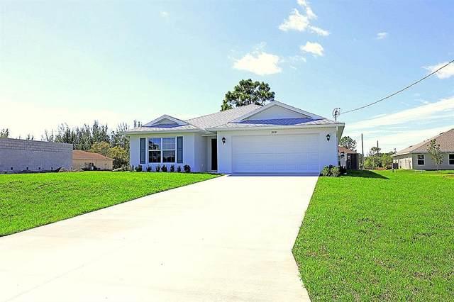 5284 Bond Road, North Port, FL 34288 (MLS #A4498306) :: Team Bohannon Keller Williams, Tampa Properties