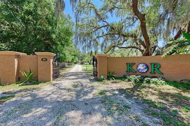 1901 Myakka Road, Sarasota, FL 34240 (MLS #A4498345) :: Rabell Realty Group