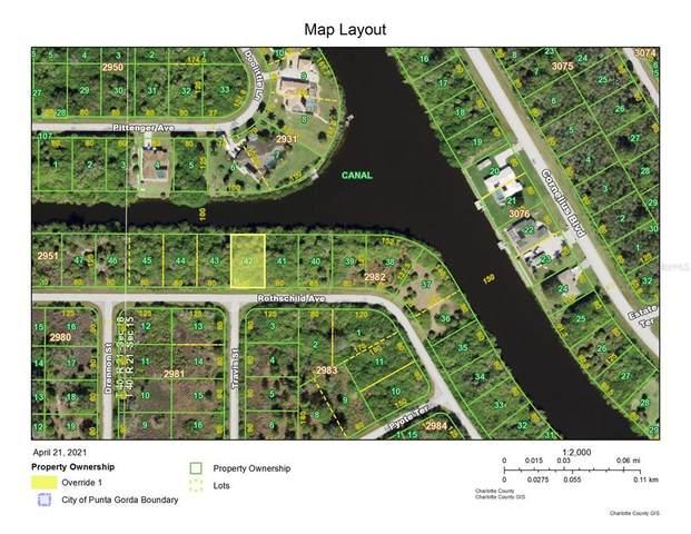 14560 Rothschild Avenue, Port Charlotte, FL 33953 (MLS #A4498346) :: Team Buky