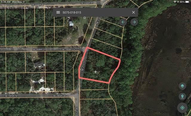 SW 185 Court, Ocklawaha, FL 32179 (MLS #A4498404) :: Premium Properties Real Estate Services