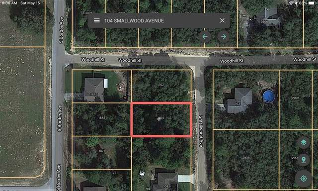 104 Smallwood Avenue, Inverness, FL 34452 (MLS #A4498413) :: Your Florida House Team