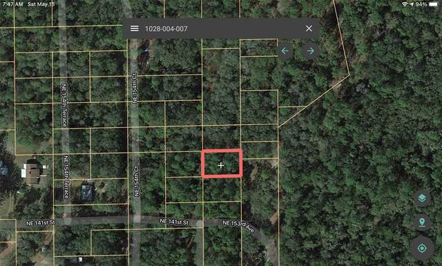 0 NE 154 Court, Fort Mc Coy, FL 32134 (MLS #A4498414) :: The Kardosh Team