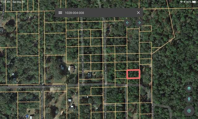 0 NE 154 Court, Fort Mc Coy, FL 32134 (MLS #A4498415) :: The Kardosh Team