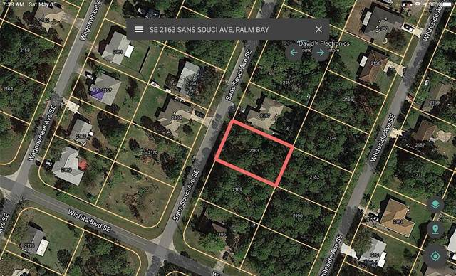 2163 Sans Souci Avenue SE, Palm Bay, FL 32909 (MLS #A4498420) :: Everlane Realty