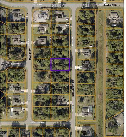 Craleigh Street, North Port, FL 34288 (MLS #A4498434) :: The Kardosh Team