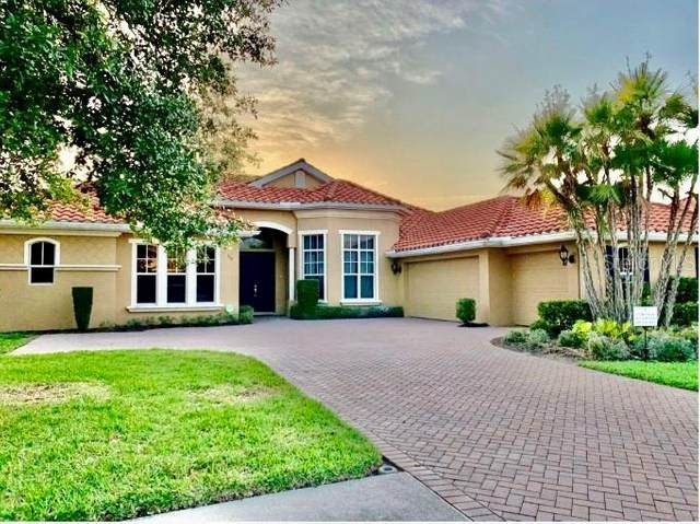 110 Portofino Drive, North Venice, FL 34275 (MLS #A4498494) :: The Hesse Team