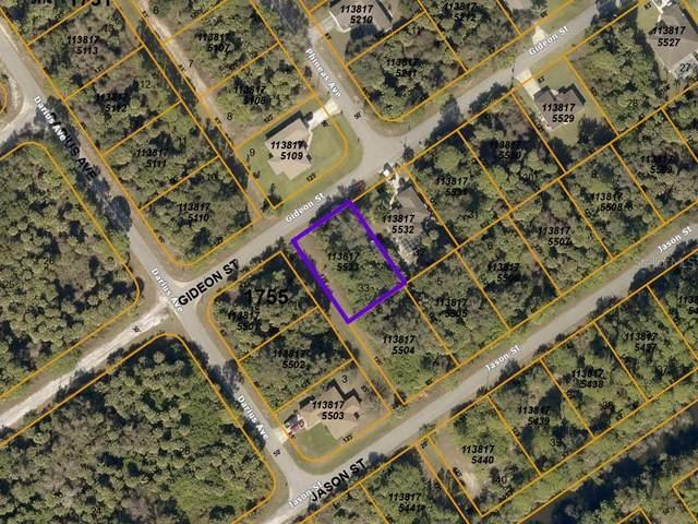 Gideon Street, North Port, FL 34288 (MLS #A4498498) :: Armel Real Estate