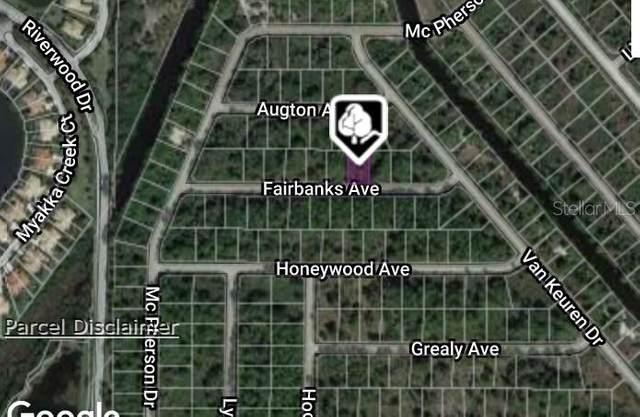 13490 Fairbanks Avenue, Port Charlotte, FL 33953 (MLS #A4498511) :: Memory Hopkins Real Estate
