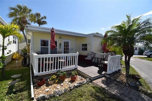 2601 Gulf Drive N B1, Bradenton Beach, FL 34217 (MLS #A4498552) :: Vacasa Real Estate