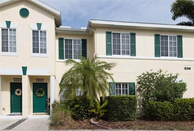 239 Cape Harbour Loop #106, Bradenton, FL 34212 (MLS #A4498601) :: Prestige Home Realty