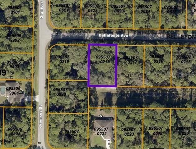 3771 Bellefonte Avenue, North Port, FL 34286 (MLS #A4498628) :: Armel Real Estate