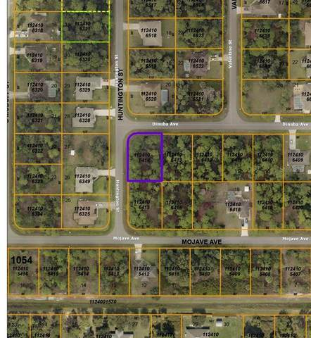 Dinuba Avenue, North Port, FL 34288 (MLS #A4498636) :: The Lersch Group