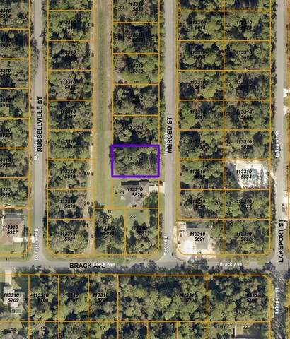 Merced Street, North Port, FL 34288 (MLS #A4498646) :: The Lersch Group
