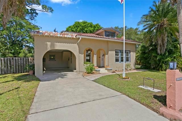 235 Colonia Lane E, Nokomis, FL 34275 (MLS #A4498650) :: The Light Team