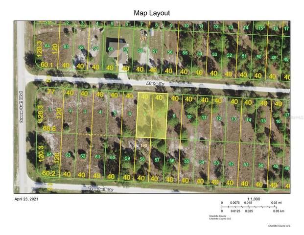 27053 Aloha Drive, Punta Gorda, FL 33955 (MLS #A4498665) :: Expert Advisors Group