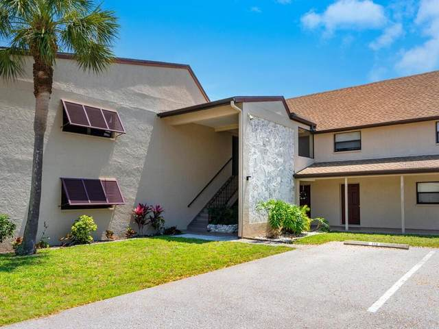 7249 Cloister Drive #118, Sarasota, FL 34231 (MLS #A4498676) :: Gate Arty & the Group - Keller Williams Realty Smart