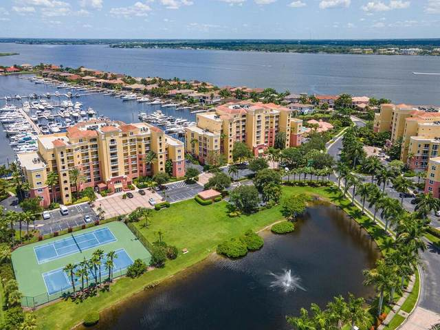 615 Riviera Dunes Way #304, Palmetto, FL 34221 (MLS #A4498706) :: Positive Edge Real Estate