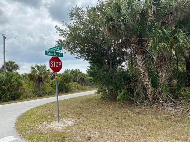 19233 Sherbrooke Avenue, Port Charlotte, FL 33954 (MLS #A4498710) :: Armel Real Estate