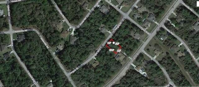 Fergus Street, North Port, FL 34288 (MLS #A4498725) :: Armel Real Estate