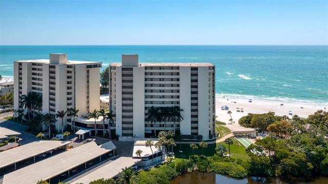 19 Whispering Sands Drive #1201, Sarasota, FL 34242 (MLS #A4498793) :: The Brenda Wade Team