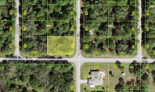 17466 Godwin Avenue, Port Charlotte, FL 33948 (MLS #A4498851) :: The Kardosh Team