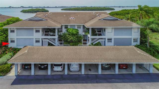 1383 Perico Point Circle #1383, Bradenton, FL 34209 (MLS #A4498889) :: Keller Williams Realty Select