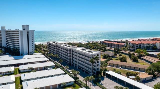 6264 Midnight Pass Road #201, Sarasota, FL 34242 (MLS #A4498918) :: Coldwell Banker Vanguard Realty