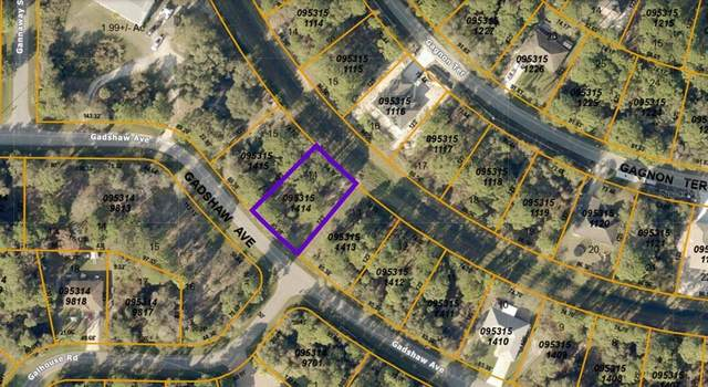 Gadshaw Avenue, North Port, FL 34291 (MLS #A4498958) :: MVP Realty