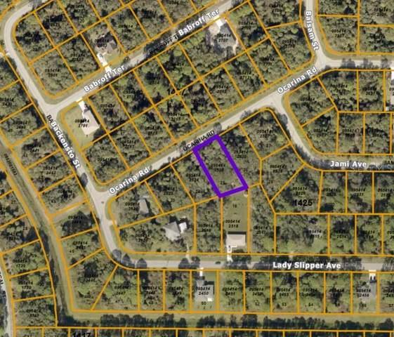 Ocarina Road, North Port, FL 34291 (MLS #A4499004) :: Armel Real Estate