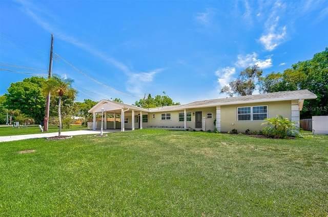 246 Magellan Drive, Sarasota, FL 34243 (MLS #A4499031) :: Zarghami Group