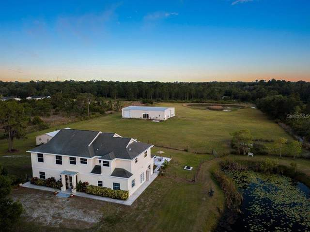 21706 73RD Avenue E, Bradenton, FL 34211 (MLS #A4499067) :: Armel Real Estate