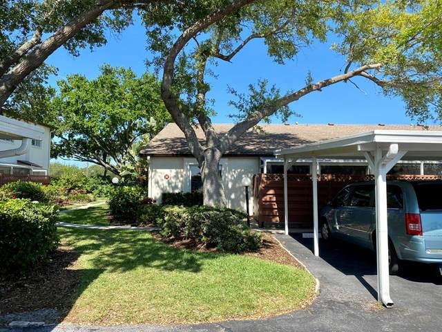 2914 74TH Street W #2914, Bradenton, FL 34209 (MLS #A4499149) :: Sarasota Property Group at NextHome Excellence