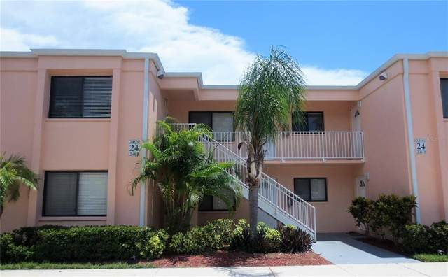 5310 26TH Street W #2405, Bradenton, FL 34207 (MLS #A4499253) :: Medway Realty