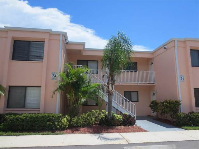 5310 26TH Street W #2406, Bradenton, FL 34207 (MLS #A4499256) :: Medway Realty
