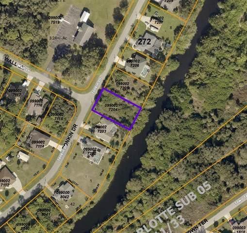 Tonkin Drive, North Port, FL 34287 (MLS #A4499257) :: Armel Real Estate