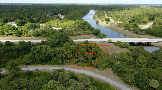 Grenard Cir, North Port, FL 34288 (MLS #A4499271) :: The Kardosh Team
