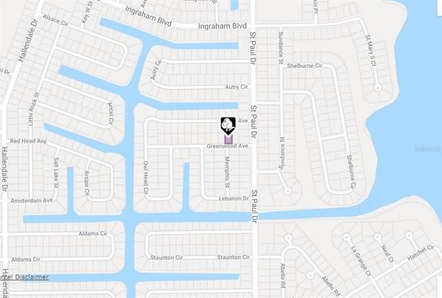 15512 Greenwood Avenue, Port Charlotte, FL 33981 (MLS #A4499306) :: Armel Real Estate