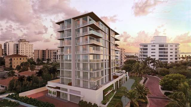 111 Golden Gate Point #202, Sarasota, FL 34236 (MLS #A4499356) :: Realty One Group Skyline / The Rose Team