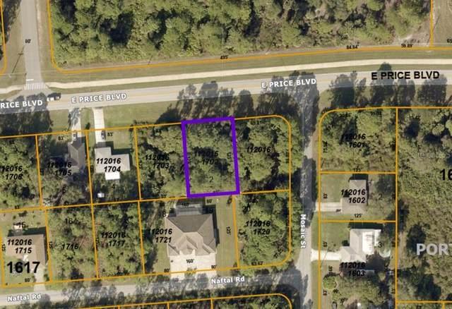 E Price Boulevard, North Port, FL 34288 (MLS #A4499374) :: The Lersch Group