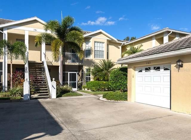 101 Woodbridge Drive #103, Venice, FL 34293 (MLS #A4499380) :: Heckler Realty
