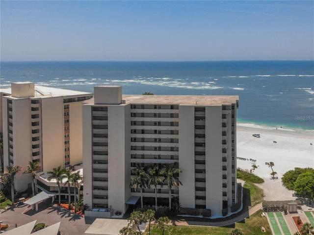 19 Whispering Sands Drive #1205, Sarasota, FL 34242 (MLS #A4499386) :: Sarasota Home Specialists