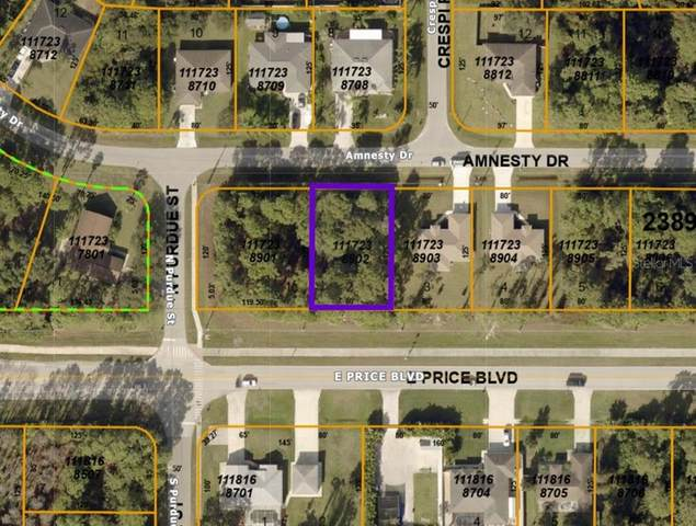 Amnesty Drive, North Port, FL 34288 (MLS #A4499391) :: The Kardosh Team
