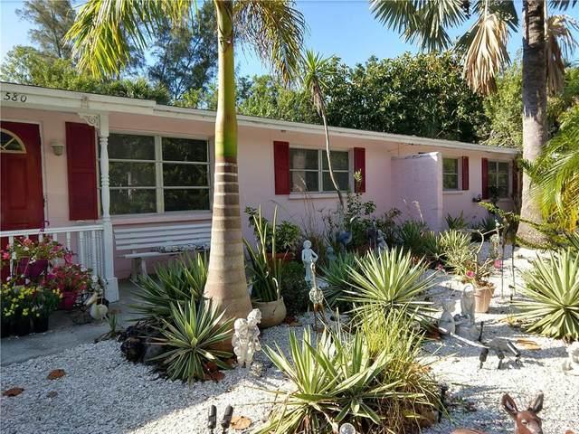 578-580 Companion Way, Longboat Key, FL 34228 (MLS #A4499417) :: Sarasota Home Specialists
