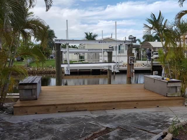 721 Coral Drive, Punta Gorda, FL 33950 (MLS #A4499433) :: Armel Real Estate