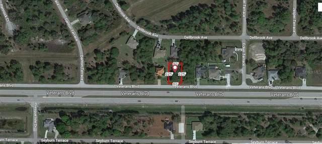 Veterans Boulevard, North Port, FL 34288 (MLS #A4499445) :: Armel Real Estate