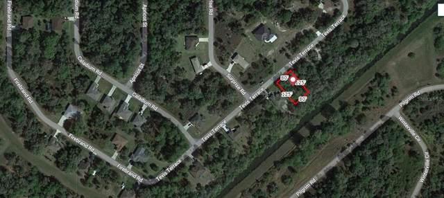 Tevis Terrace, North Port, FL 34288 (MLS #A4499453) :: Armel Real Estate