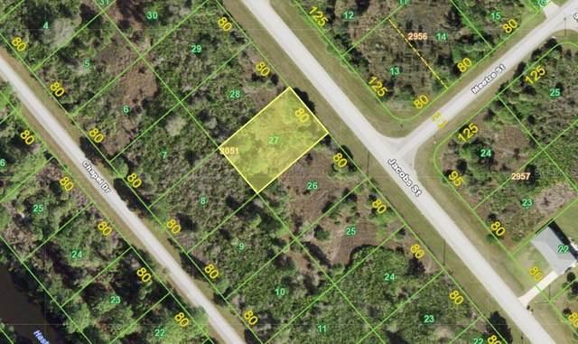 2355 Jacobs Street, Port Charlotte, FL 33953 (MLS #A4499522) :: The Lersch Group